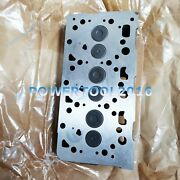 New D1305 Complete Cylinder Head Assy For Kubota B2710hsd F3060 F3060-r Tractor
