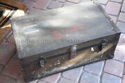 Us Wwii Officer Trunk Grouping - Africa Italy - 5th Army - Nice