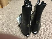 """New """"rare / Hard To Find Size"""" Black 6reg. Bata Extreme Cold Weather -20 Boots"""