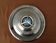 Single 1 1960and039s Ford Fairlane Sports Coupe Hubcap