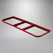 1968-1979 Corvette C3 Red Storage Compartment 3 Door Outer Surround Frame 602459