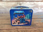 Vintage 1983 Masters Of The Universe Lunchbox