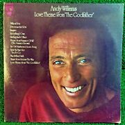 Andy Williams Love Theme From The Godfather Original 1972 Album Columbia 31303