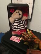 Starbucks Alice And Olivia Holiday Bearista Bear Stacey Bendet 2013 New In Box