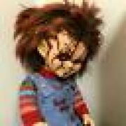 Child's Play Chucky Doll Figure Rare Collectible Horror Movie Japan F/s