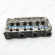 New Complete Cylinder Head Assy With Valves Spring For Kubota D905 Engine