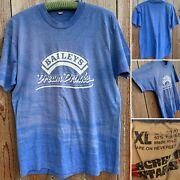 Vintage Bailey's Dream Drinks T-shirts Screen Stars Xl 80s 1980s Made In Usa
