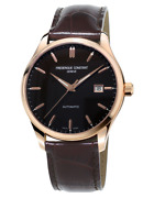 Frederique Constant Classics Index Automatic Steel Pvd Rose Gold