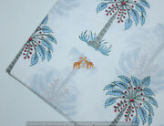 By The Yard Wooden Pomegranate Block Jaipuri Print 100cotton Voile Fabric Multi
