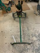 Greenlee 1800 And 1802 Mechanical Conduit Bender 1/2-1 In Rigid Lot Of 2
