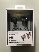 New 2018 Sony Wi-sp600n Noise Cancelling Bluetooth Headphones Free Ship