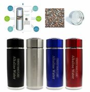 Water Filter Ionizer Hydrogen Negative Ion Energy Health Care Dual Flask 380ml