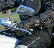Heated Leather Gloves | 12v Motorcycle Clothing | Men Women | California Heat