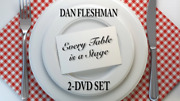 Every Table Is A Stage 2 Dvd Set By Dan Fleshman - Magic Tricks