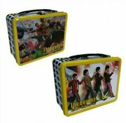 The Beatles Yellow Submarine Tin Tote Lunch Box