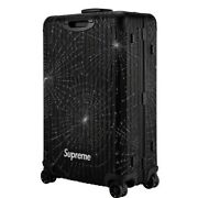 In Hand Supreme X Rimowa Fall 2019 Check-in L Suitcase Luggage