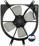 New Engine Cooling Fan Assembly For Honda Civic - 19005-p08-003