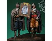 Spanish Soldiers At Battle Of Empel Painted Toy Soldier Pre-sale | Museum