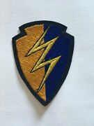 Wwii 366th Fighter Group 9th Af 389th/390th/391st Fighter Squadron Jacket Patch