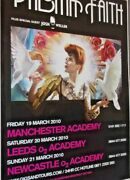Rock Music Flyers From Manchester Academy 2000-2013