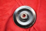 65 66 67 68 Nos Mustang Fairlane 6 Cyl P/s Pulley Flawless Correct Ab Marked