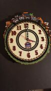 Lionel Centennial 100 Year 1900-2000 Wall Clock Has Issues