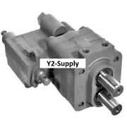 New Buyers Hydraulic Pump/valve-1-1/2 Gear Remote Mounting-2500 Max Pressure