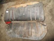 63 64 65 Plymouth Valiant Signet Barracuda Rear Seat Complete Solid Oem