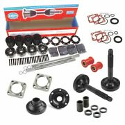 Vw Rear Suspension Kit Using 3x3 Trailing Arms Vw Bug Trans / 930 Cvand039s