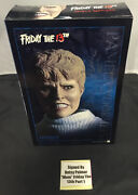 Signed Sideshow Collectibles Friday The 13th Pamela Voorhees Signed Betsy Palmer