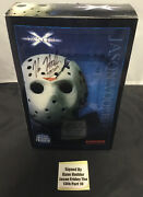 Sideshow Collectibles Friday The 13th Jason X Jason Voorhees Figure Signed