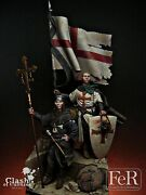 Guardians Of The Faith Acre Painted Toy Soldier Pre-sale | Museum Quality