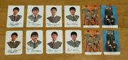 Nems Beatles Calendar Cards 1964/65 2 Full Sets F123 And F124 Both Styles Promo