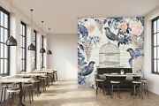 3d Bird Cage Flower G140 Wallpaper Mural Self-adhesive Andrea Haase Sunday