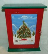 Thomas Pacconi Classics Advent Calendar Chest With Ornaments