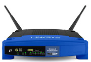 Linksys Wireless Router Range Booster Wifi Network Reach Extender Device Works