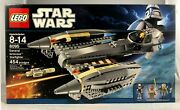 Lego Star Wars 8095 General Grievous Starfighter New Factory-sealed Retired