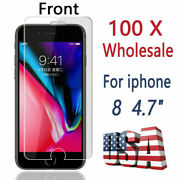 Wholesale Bulk Lot Tempered Glass Screen Protector For Iphone 6 7 8 X 11 Pro Max