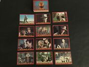 1973 Topps Kung Fu Complete Set  Nm-nm-mt
