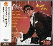David Ruffin Feelin Good 1969/2013 Japan Cd Reissue Oop Very Rare New And Sealed