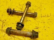 3 89-95 Toyota 4runner Ifs Idler Arm Or Steering Gear Box Mounting Bolts - Oem