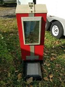 Vintage Coin Operated Scale Penny Op Chicago Indiana