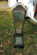 Vintage Coin Operated Watling Scale Penny Op