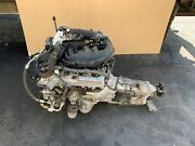 ✔lexus 2012 Is350 Complete Engine Motor And Transmission Assembly Motor Oem