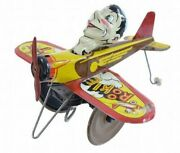 Marx Rookie Pilot Toy From Estate Of Top Wwii Marine Corps Fighter Ace Joe Foss