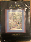 Evening Shadows Gold Collection - A Counted Cross Stitch Design By Carl Valente