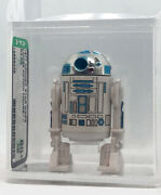 Kenner Star Wars R2-d2 No Coo Solid Dome Afa 80+ Loose Vintage Wow
