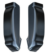 Pair Of Cab Corners For 1999-2006 Chevy Silverado Gmc Sierra Extended Cab 4 Door