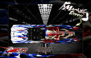 Traxxas Spartan And M41 Boat Wrap Decal Graphics Kit And039ripperand039 Fits 5711x / 5764