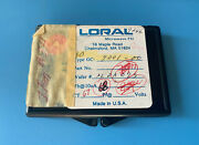 67x Gc-9001-00 Loral Microwave-fsi Ic Wafer Chip-style Package 9001-00 67/units